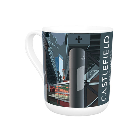 Castlefield, Manchester, Cheshire Bone China Mug
