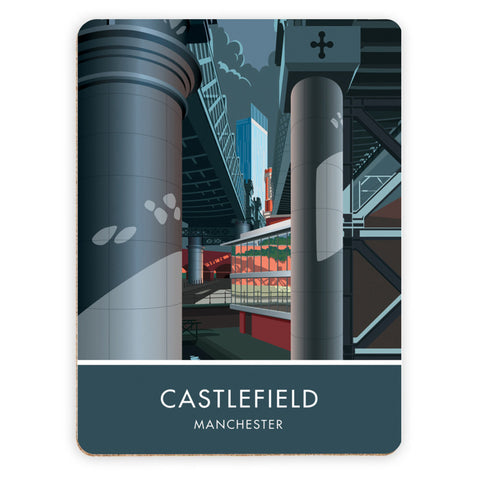 Castlefield, Manchester, Cheshire Placemat