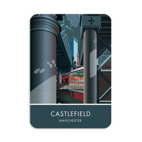 Castlefield, Manchester, Cheshire Mouse mat