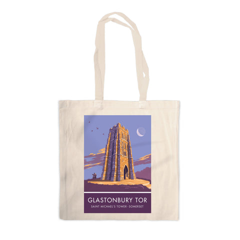 Glastonbury Tor, Glastonbury, Somerset Canvas Tote Bag