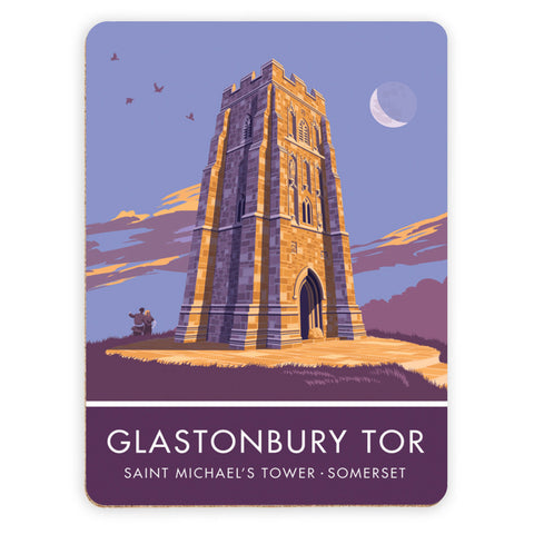 Glastonbury Tor, Glastonbury, Somerset Placemat