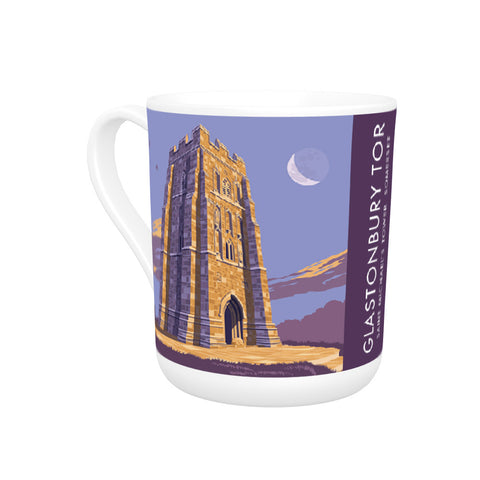 Glastonbury Tor, Glastonbury, Somerset Bone China Mug