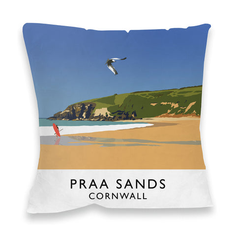 Praa Sands, Cornwall Fibre Filled Cushion