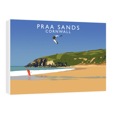 Praa Sands, Cornwall 60cm x 80cm Canvas