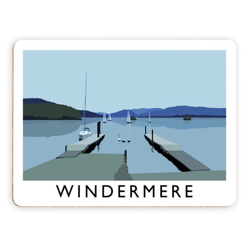 Windermere, Lake District Placemat