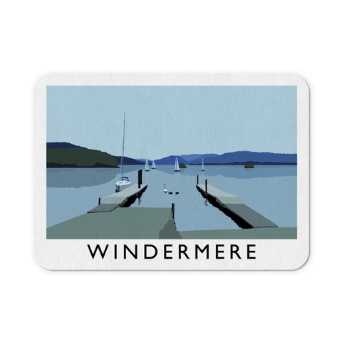 Windermere, Lake District Mouse Mat
