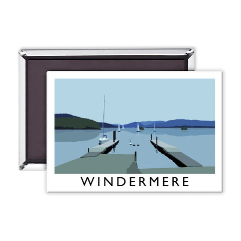 Windermere, Lake District Magnet