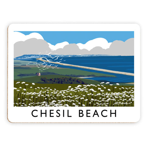 Chesil Beach, Dorset Placemat