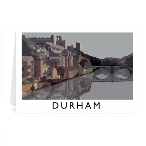 Durham Greeting Card 7x5