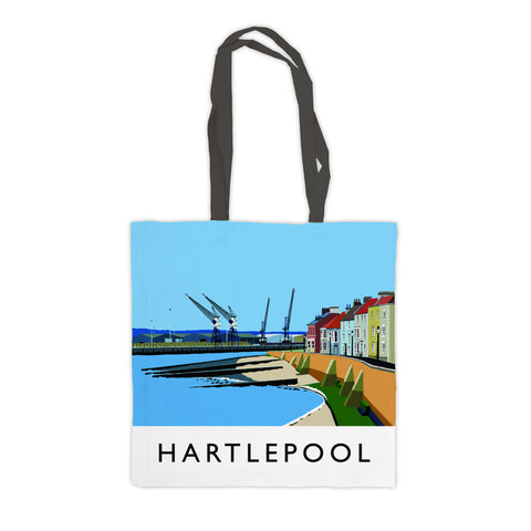 Hartlepool, Co Durham Premium Tote Bag