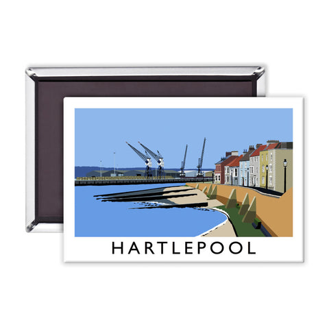 Hartlepool, Co Durham Magnet
