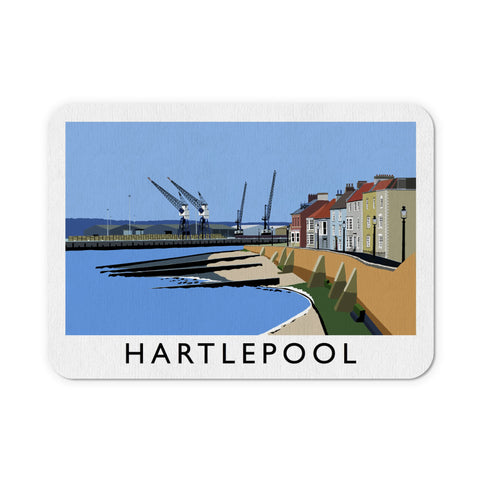 Hartlepool, Co Durham Mouse Mat