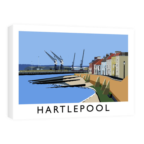 Hartlepool, Co Durham Canvas