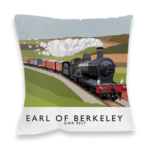 The Earl Of Berkeley Fibre Filled Cushion