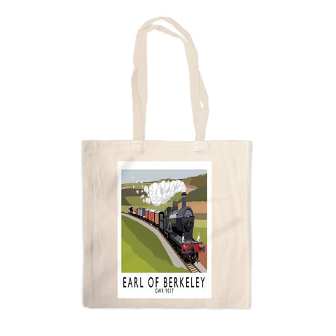 The Earl Of Berkeley Canvas Tote Bag