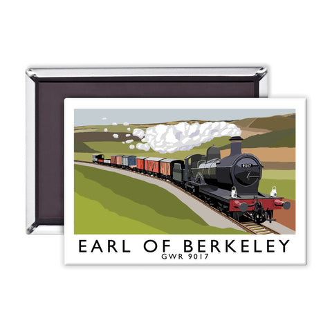 The Earl Of Berkeley Magnet
