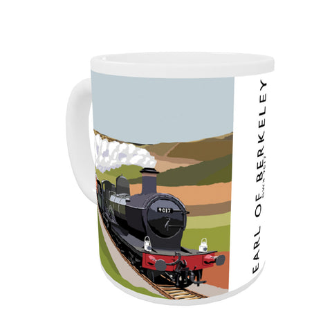 The Earl Of Berkeley Coloured Insert Mug