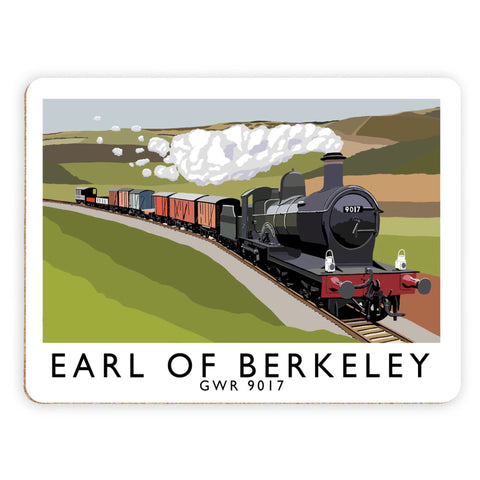 The Earl Of Berkeley Placemat
