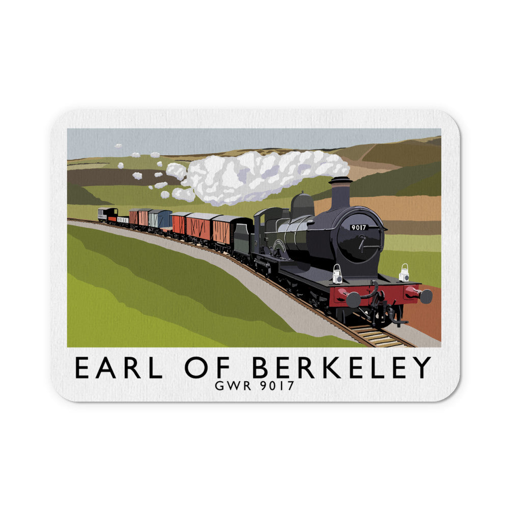 The Earl Of Berkeley Mouse Mat