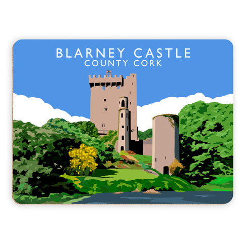 Blarney Castle, County Cork, Ireland Placemat