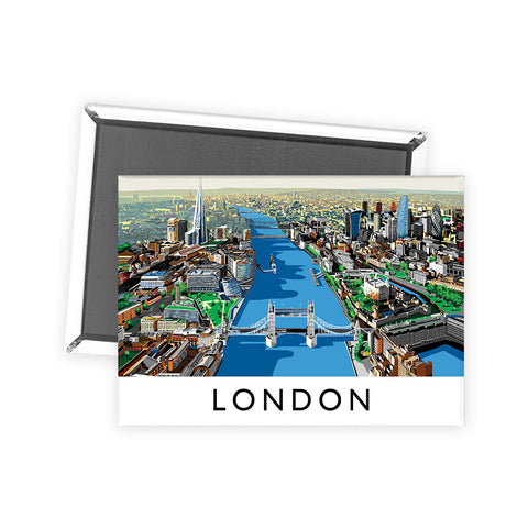 The River Thames, London - Magnet