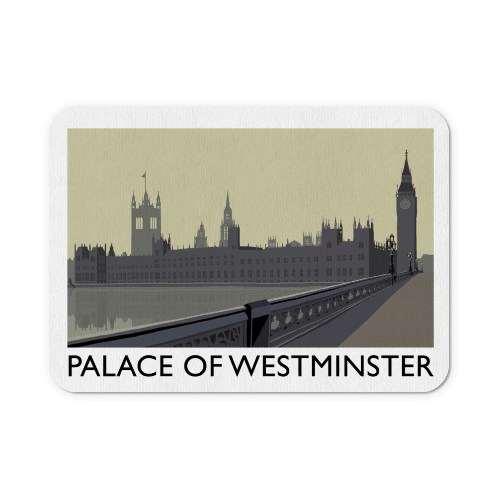 The Palace of Westminster, London Mouse Mat