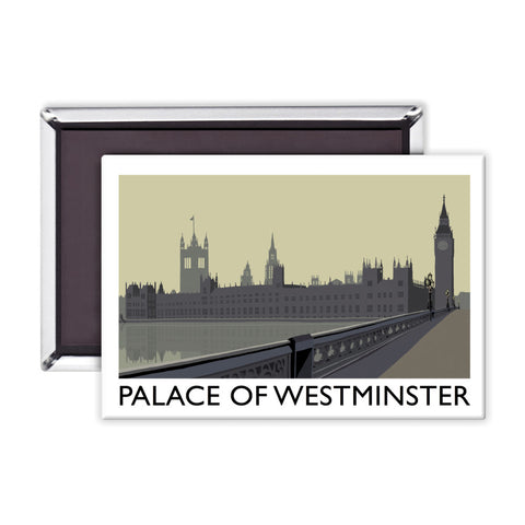 The Palace of Westminster, London Magnet