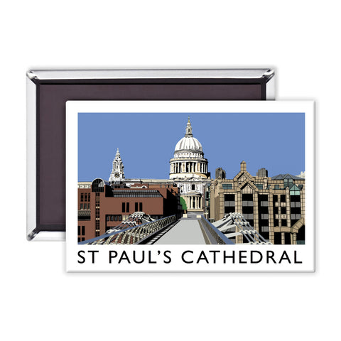St Pauls Cathedral, London Magnet