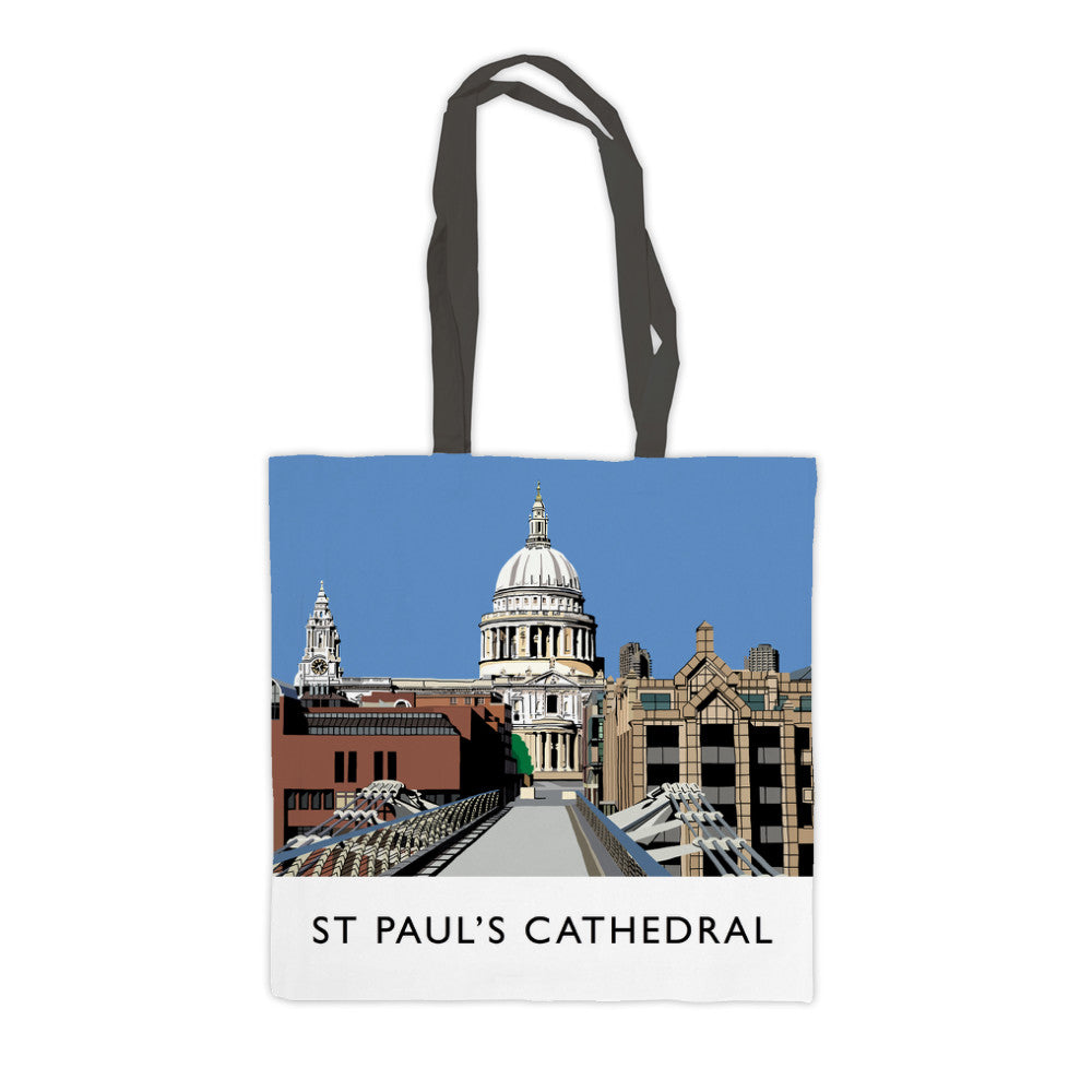 St Pauls Cathedral, London Premium Tote Bag