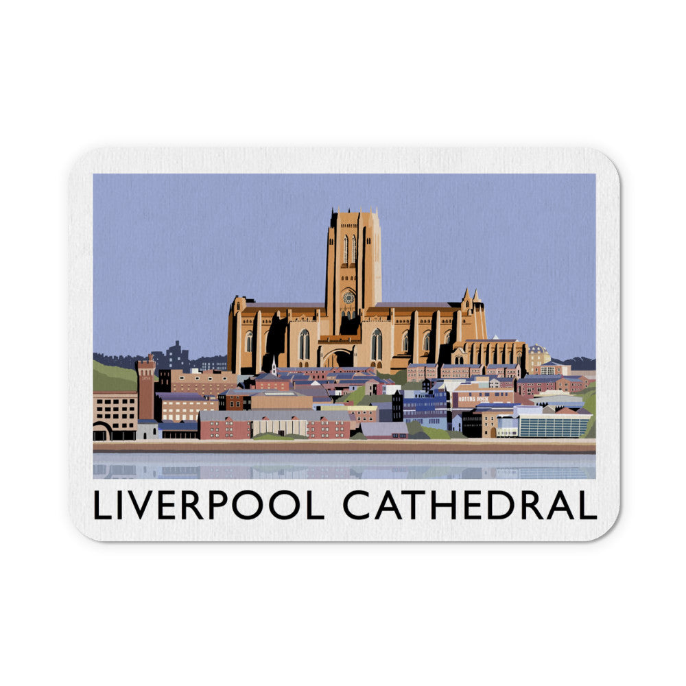 Liverpool Cathedral Mouse Mat