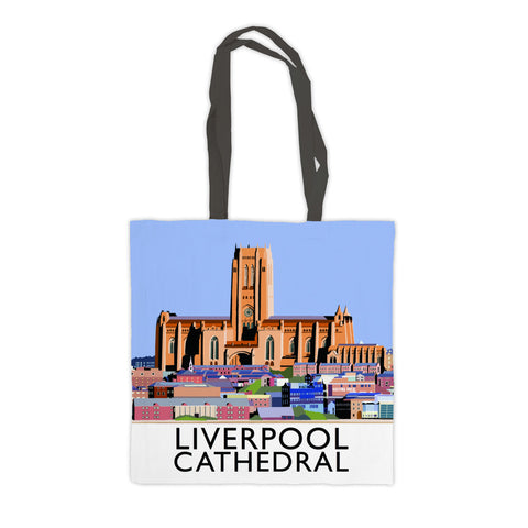 Liverpool Cathedral Premium Tote Bag