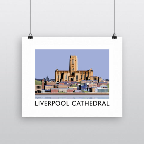 Liverpool Cathedral Fine Art Print