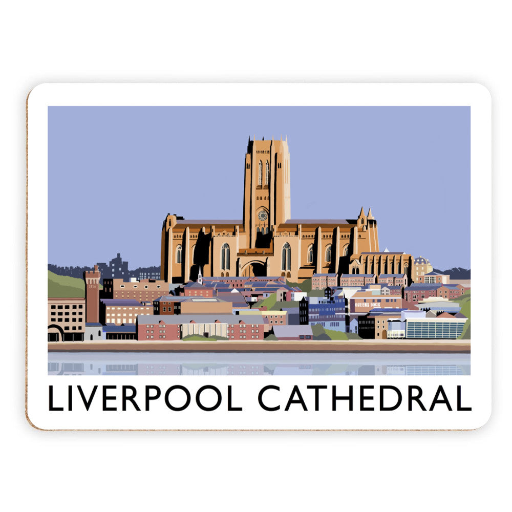 Liverpool Cathedral Placemat