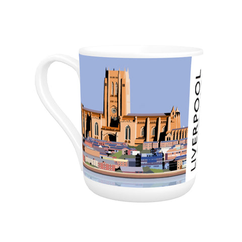 Liverpool Cathedral Bone China Mug