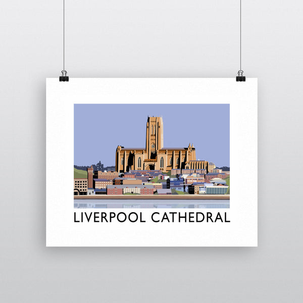 Liverpool Cathedral 11x14 Print