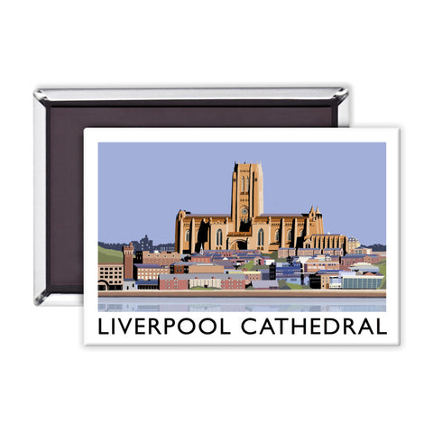 Liverpool Cathedral Magnet