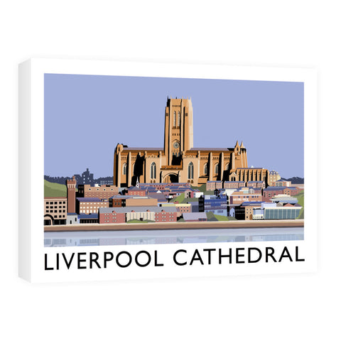 Liverpool Cathedral Canvas