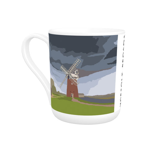 The Norfolk Broads Bone China Mug