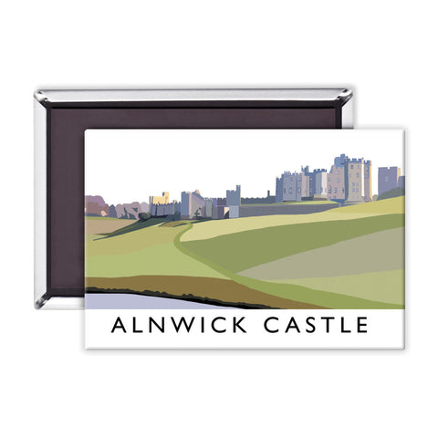 Alnwick Castle, Northumberland Magnet