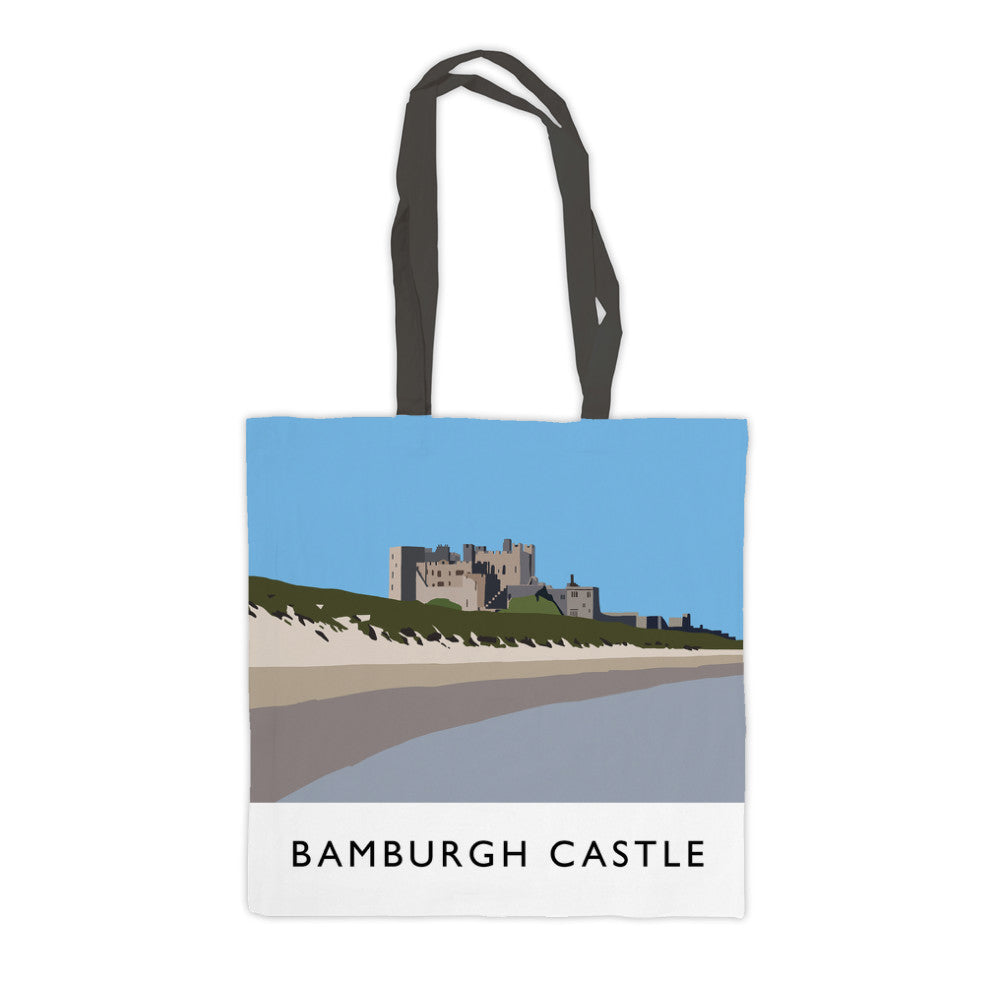 Bamburgh Castle, Northumberland Premium Tote Bag