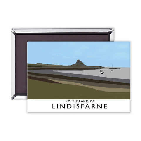 The Holy Island of Lindisfarne Magnet
