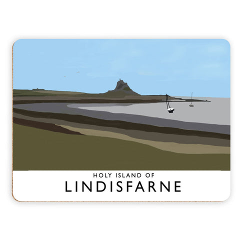 The Holy Island of Lindisfarne Placemat