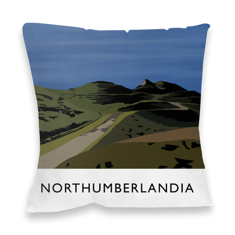 Northumberlandia Fibre Filled Cushion