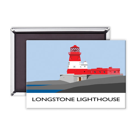 Longstone Lighthouse, Northumberland Magnet