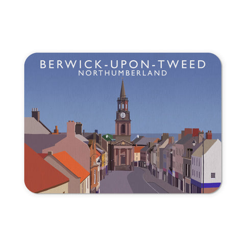 Berwick-Upon-Tweed, Northumberland Mouse Mat