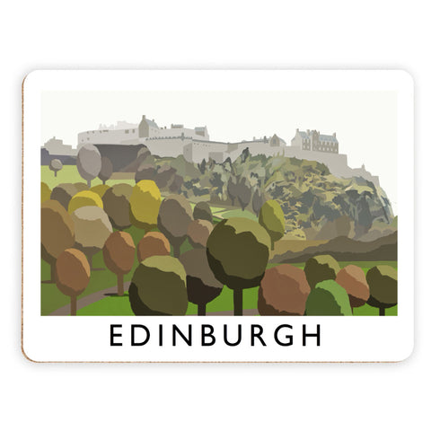 Edinburgh, Scotland Placemat