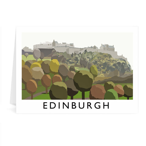 Edinburgh, Scotland Greeting Card 7x5