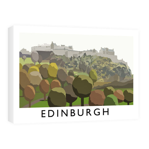 Edinburgh, Scotland Canvas