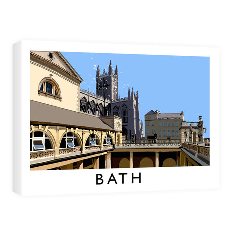 Bath Canvas