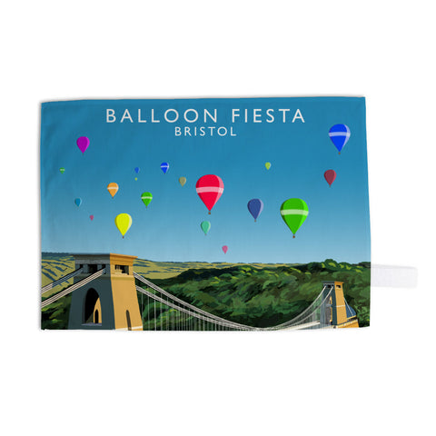 Balloon Fiesta, Bristol Tea Towel